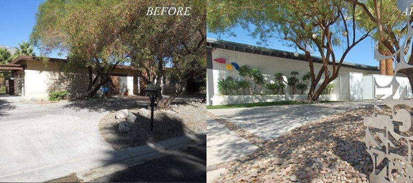 Transformations Palm Springs Modern